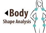 Free body shape analysis
