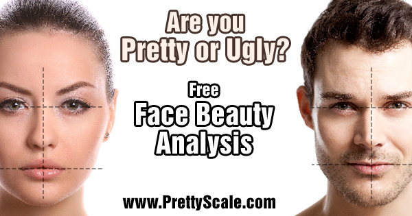 Prime Am I Pretty Or Ugly Face Beauty Analysis Test Hairstyle Inspiration Daily Dogsangcom